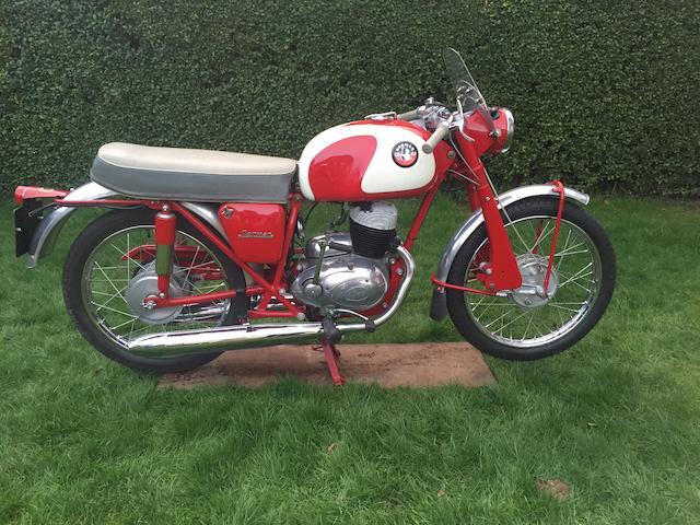 1960 Norman 249cc B4 Sports Frame no. B4 9314T Engine no. 229D 11111