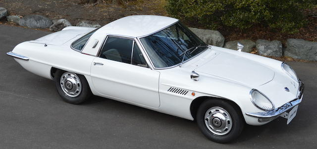 1967 Mazda Cosmo Sport Series I Coupé  Chassis no. L10A-10055 Engine no. L10A-1217