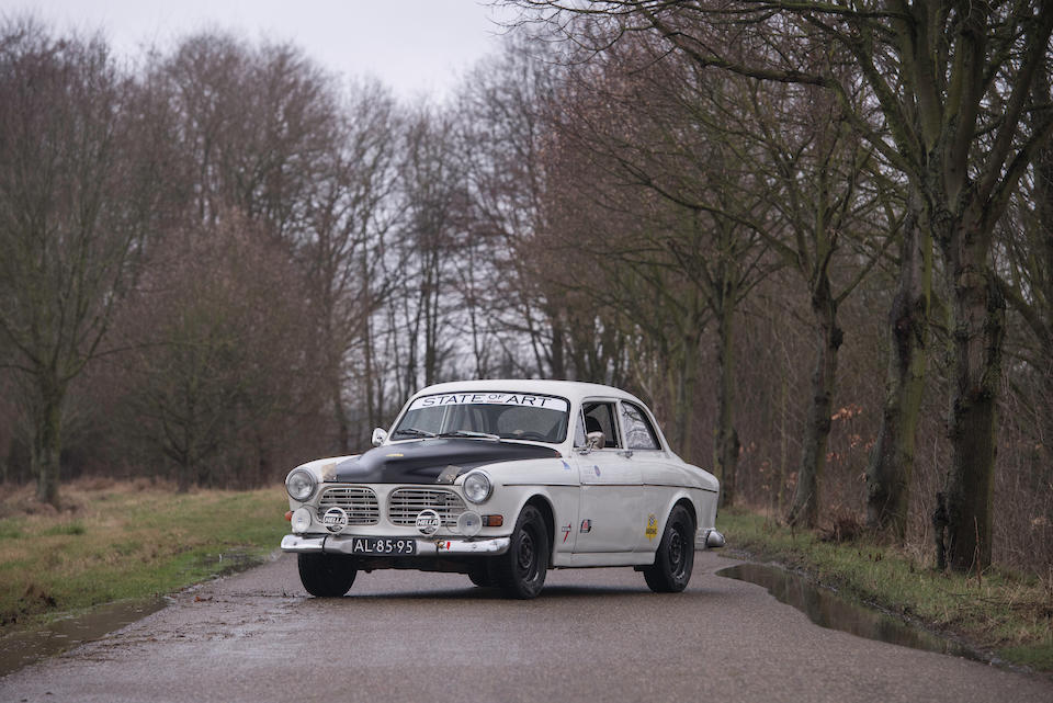 Rare Works-built example,1970 Volvo  'Amazon' 122S Group 2 Rally Car  Chassis no. 345256