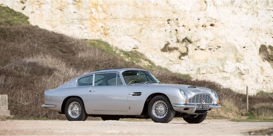 1967 Aston Martin DB6 Vantage Sports Saloon  Chassis no. DB6/2562/R