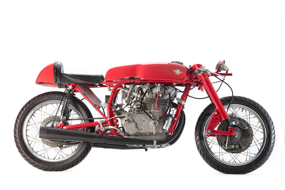 The ex-Mike Hailwood, John Surtees,c.1960 Ducati 250cc DOHC Grand Prix Racing Motorcycle Engine no. BD21 (over-stamped BD22)