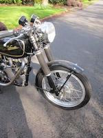 1968 Velocette 499cc Venom Thruxton Frame no. RS19708 Engine no. VMT785
