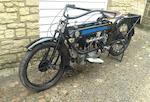 1923 FN 8hp 750 T Four Frame no. 74226 Engine no. 2801