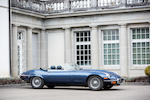 1972 Jaguar E-Type Series III V12 Roadster  Chassis no. 7S7474SB