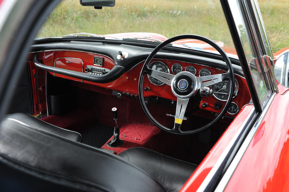 1960 Maserati 3500 GT Coupé  Chassis no. AM101.1120