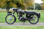 1958 Matchless 497cc Model G80S Frame no. A56183 Engine no. 57/G80S 131070