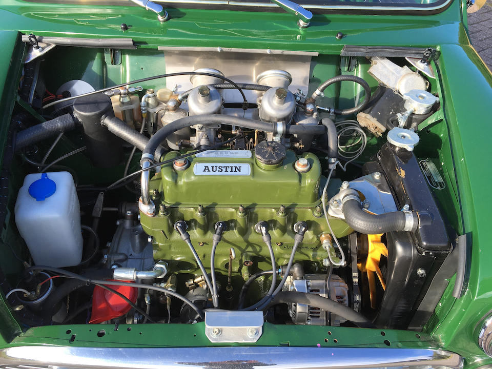1966 Austin Mk1 Cooper to 'S' FIA-specification Competition Saloon  Chassis no. C-A2S7-L 918419