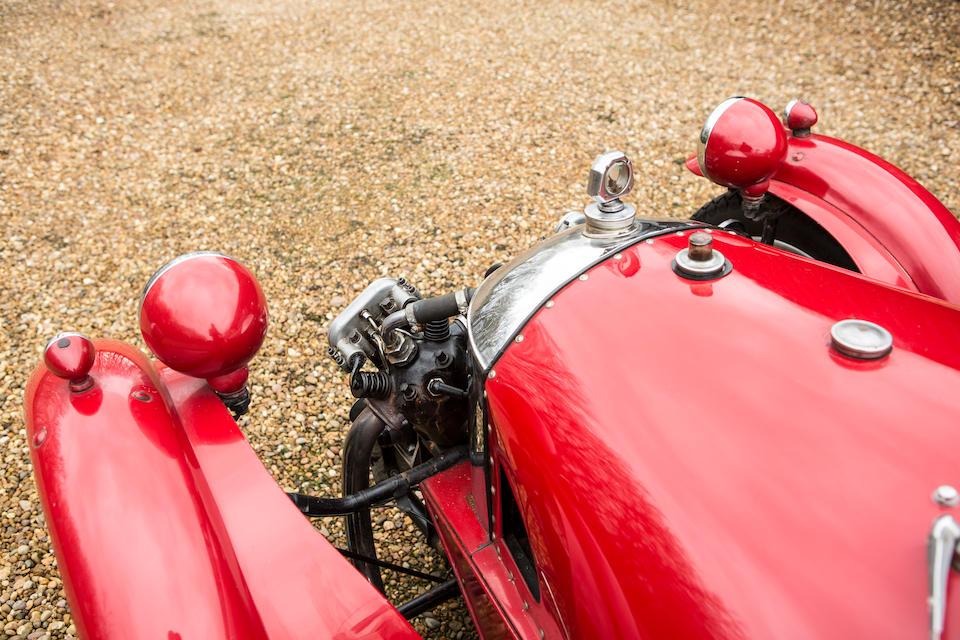 1933 Morgan Super Sports Roadster  Chassis no. 452D