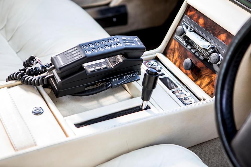 1979 Aston Martin Lagonda Saloon  Chassis no. LOOR 13010