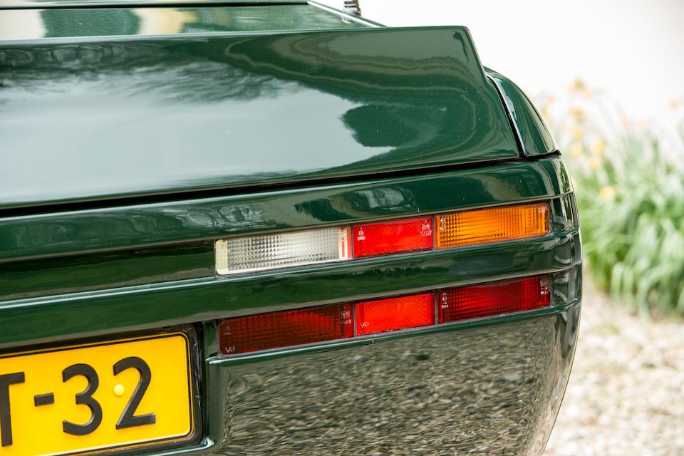 1987 Aston Martin V8 Vantage Zagato Coupé  Chassis no. SCFCV8121HTL20031