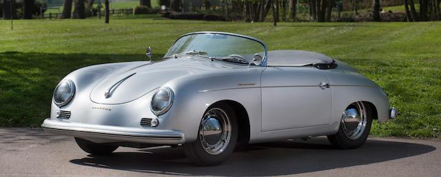 1955 Porsche 356 Speedster  Chassis no. 80773