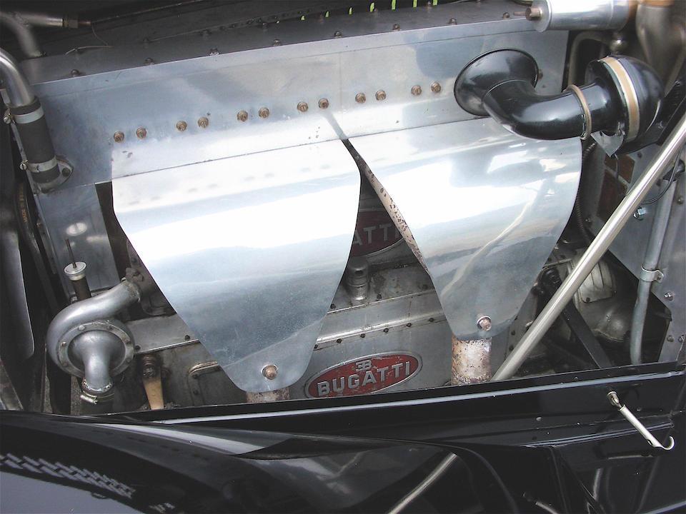 The ex-Col.Sorel, Col.Giles and David Scott-Moncrieff,1930 Bugatti Type 46 5.3 litre Weymann Sportsman's Saloon   Chassis no. 46219