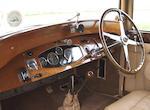 1930 Bugatti Type 46  5.3 litre Weymann Sportsman's Saloon   Chassis no. 46219