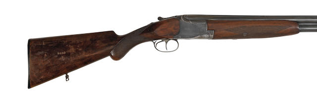 Bonhams : A 12-bore 'A1' over-and-under ejector gun by F N