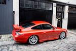 2000 Porsche 911 GT3 Coupé  Chassis no. WP0ZZZ99ZYS691272