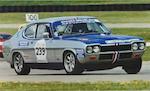 Ex-François Mazet, Clay Regazzoni, lightweight version,1971 Ford  Capri RS 2600 Competition Coupé  Chassis no. GAEC KG 59310