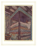 DULAC (EDMUND) ANDERSEN (HANS CHRISTIAN) Stories, NUMBER 739 OF 750 COPIES SIGNED BY THE ARTIST, Hodder & Stoughton, [1911]