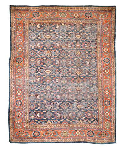 A Mahal carpet, West Persia 351cm x 258cm