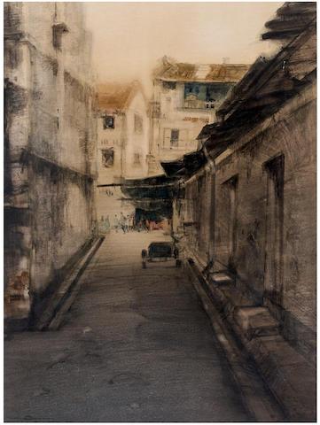 Wan Soon Kam (1943 - ) Old Singapore