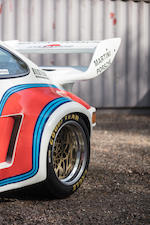 1976  Porsche  934/5 Kremer Group 4 Competition Coupé  Chassis no. 930 6700478