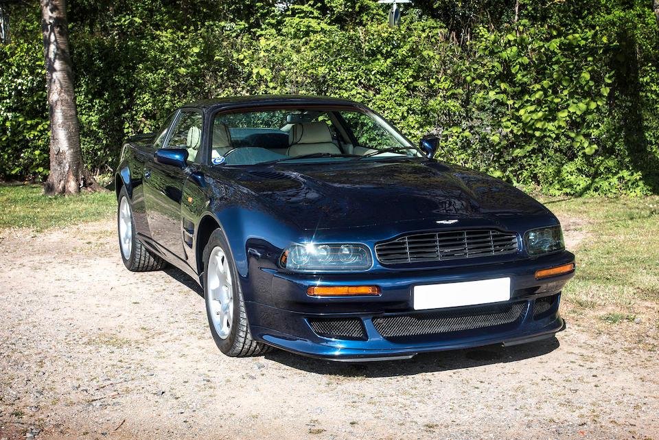 Bonhams 1996 Aston Martin Vantage Coupé Chassis No Scfdam2535br70132