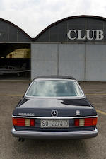 1987  Mercedes-Benz  560 SEC Coupé  Chassis no. WDB1260451A332951