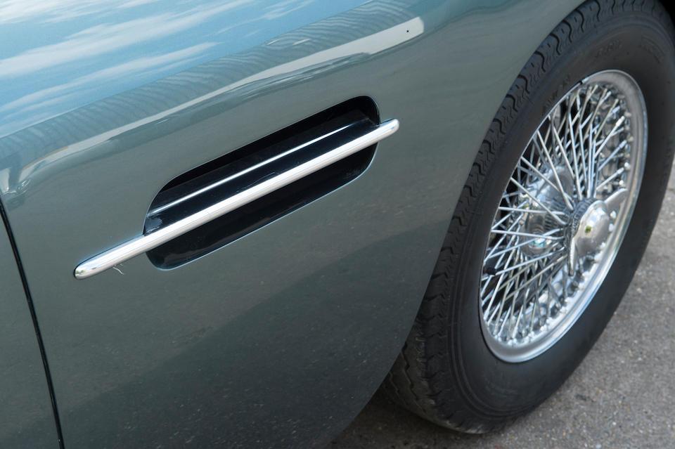 1961 Aston Martin DB4 'Series II' Sports Saloon  Chassis no. DB4/569/L