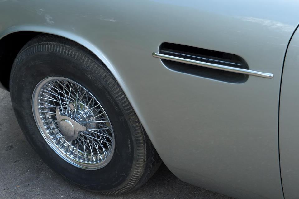 1970 Aston Martin DB6 Mark 2 Volante  Chassis no. DB6MK2VC/3778/R