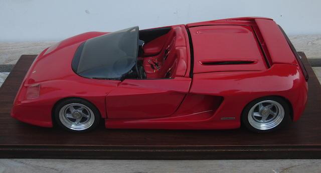 Ferrari MYTHOS BY PININFARINA by B.N.T. (Italy) scale 1:14