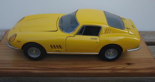 Ferrari 275 GTB Coupe' by Carlo Brianza (Italy) 1:14