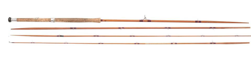 "A Hardy The ""Tournament"" Palakona rod  (6)"