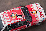 Ex-Philip Verellen, 1986 'Belga Stuurwiel' winner,1986 BMW 325i Juma Group N Competition Coupe  Chassis no. WBAAG510302636828