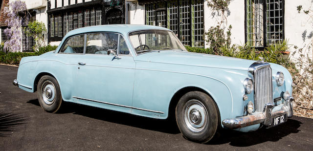 1959 Bentley S-Type Continental Sports Saloon  Chassis no. BC23GN