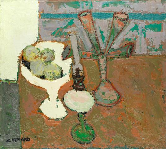 Claude Venard (French, 1913-1999) Nature morte