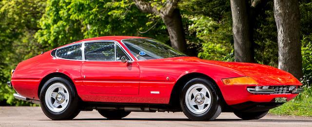1972 Ferrari 365 GTB/4 'Daytona' Berlinetta  Chassis no. 16043