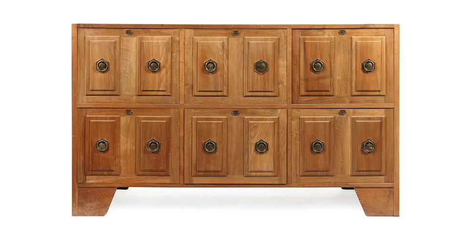 Ernest Gimson A Large Chest of Drawers, circa 1904