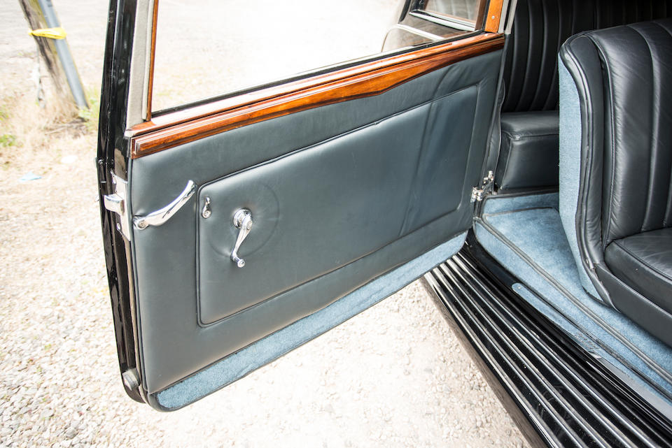 1934 Rolls-Royce 20/25hp Coupé  Chassis no. GHA29
