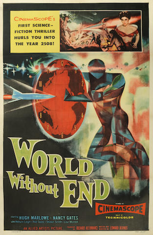 World without End, Allied Artists, 1956,