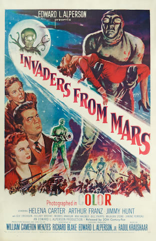 Invaders From Mars, 20th Century Fox, 1955,