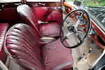 1931 Rolls-Royce Phantom II Continental Touring Saloon  Chassis no. 64GX