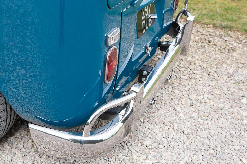 1967 Volkswagen MPV T1 Camper/Microbus  Chassis no. 247123019