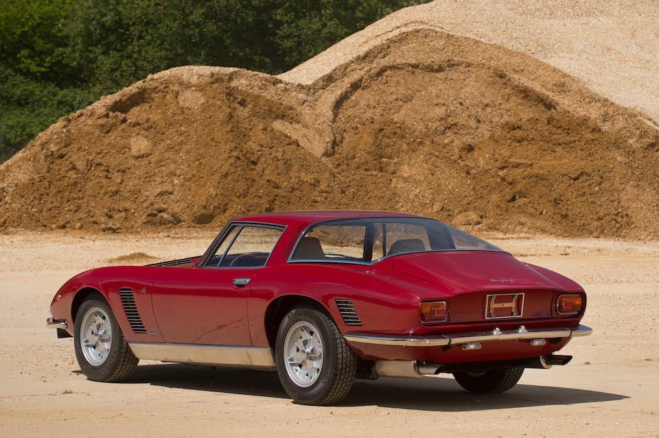 1973 ISO Grifo 5.8-Litre Series II Coupé  Chassis no. FAGL 310395