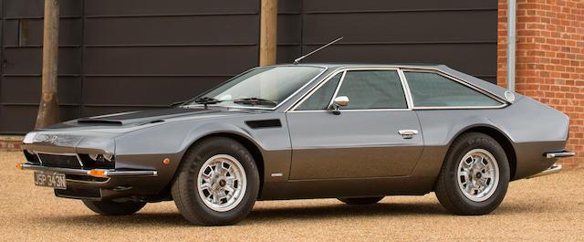 1974 Lamborghini Jarama S Coupé  Chassis no. 10608