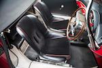 1957 Porsche 356A Carrera Speedster  Chassis no. 83727
