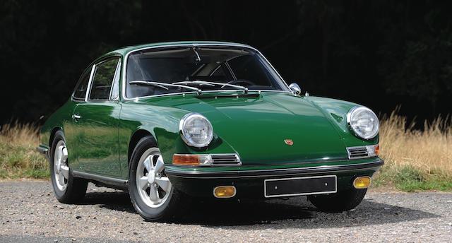 1967 Porsche 911 S  Chassis no. 306438S