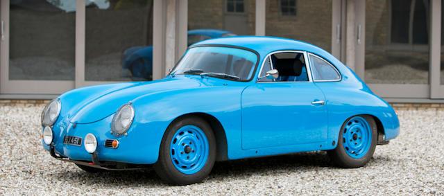 1957 Porsche 356A   Chassis no. 100869