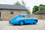 1957 Porsche 356A 1.7-Litre Rally Car  Chassis no. 100869