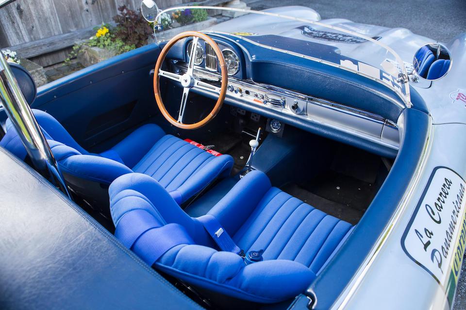 Mercedes-Benz 300 SL Roadster 1957 aux spécifications de compétition SLS Carrosserie aluminium