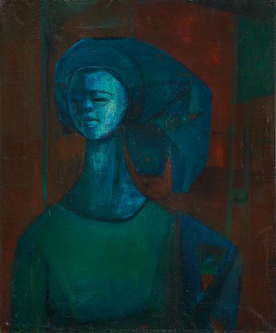 Yusuf Adebayo Cameron Grillo (Nigerian, born 1934) Omolomo