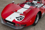 1965 McLaren M1B Group 7 'Can-Am' Sports-Racer  Chassis no. 30-04